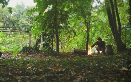 Ultimate Bushcraft Survival School for wilderness survival techniques